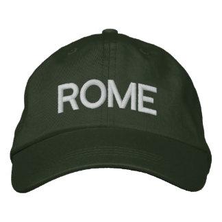 Casquillo de Roma Gorro Bordado