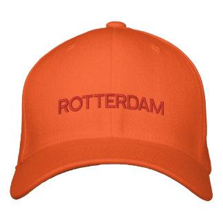 Casquillo de Rotterdam Gorra De Beisbol Bordada