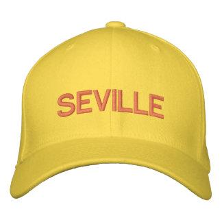 Casquillo de Sevilla Gorras De Beisbol Bordadas