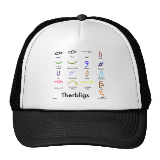 Casquillo de Therbligs Gorros