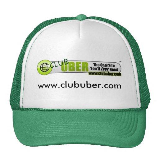 Casquillo de Uber del club Gorras