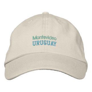 Casquillo de URUGUAY Gorras Bordadas