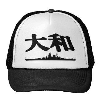 Casquillo de Yamato del acorazado Gorro