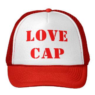 Casquillo del amor gorra