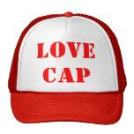 Casquillo del amor gorras de camionero
