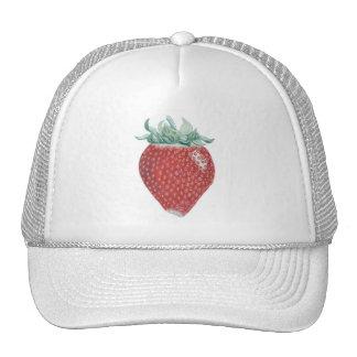 Casquillo del arte de la fresa gorro de camionero