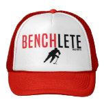 Casquillo del atleta de Benchlete del hockey Gorro De Camionero