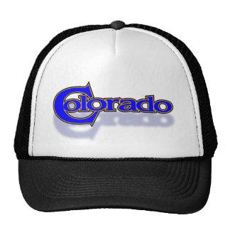 Casquillo del brazalete de Colorado Gorro De Camionero