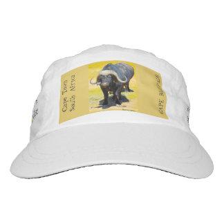 Casquillo del búfalo del cabo gorra de alto rendimiento