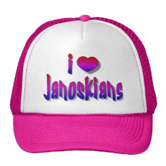 Casquillo del camionero de Janoskians Gorras