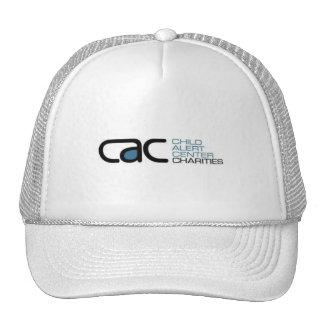 Casquillo del camionero de las CAC-Caridades Gorro