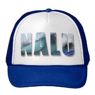 """Casquillo del camionero de """"Nalu"""" con la impresión Gorros"""