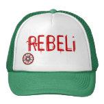 "Casquillo del camionero del logotipo de la ""ruleta gorras"