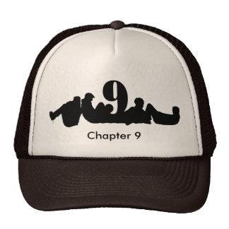 ¡Casquillo del capítulo!! Gorra