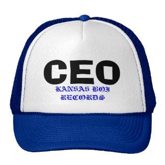 CASQUILLO DEL CEO 5 GORRA