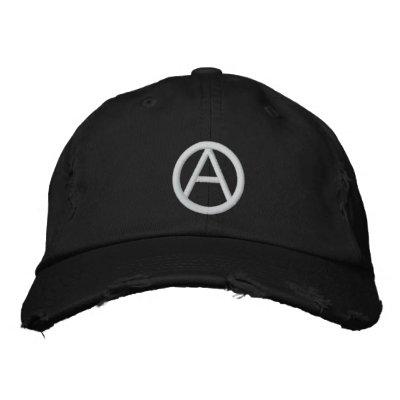 casquillo del círculo-uno gorra de béisbol