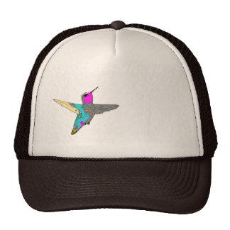Casquillo del colibrí gorro