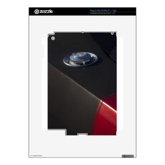 Casquillo del combustible del cargador de Dodge iPad 2 Calcomanía