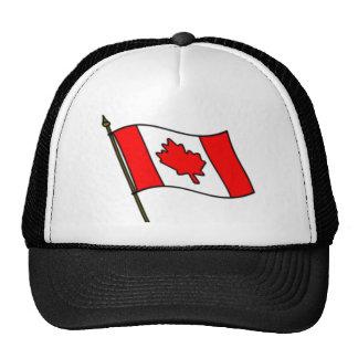 Casquillo del diseño de Canadá Gorro