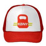 Casquillo del equipo de KBNY Gorros Bordados