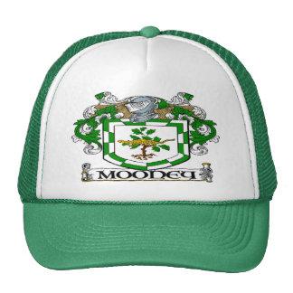 Casquillo del escudo de armas de Mooney Gorra
