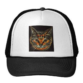 casquillo del gato del gatito gorro de camionero