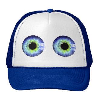 Casquillo del globo del ojo gorras
