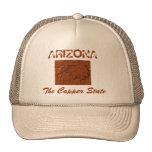 Casquillo del gorra de Arizona