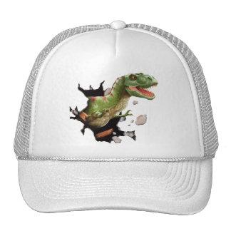 Casquillo del gorra de béisbol de T-Rex