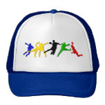 casquillo del gorra de los camioneros de los juego