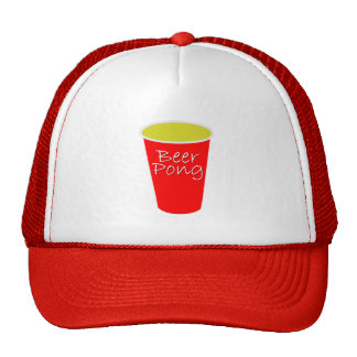 Casquillo del gorra de Pong de la cerveza