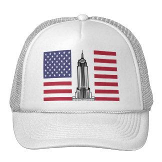Casquillo del gorra del Empire State Building de