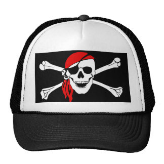 Casquillo del gorra del pirata… er