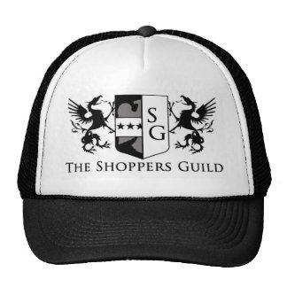 Casquillo del gremio de los compradores gorra