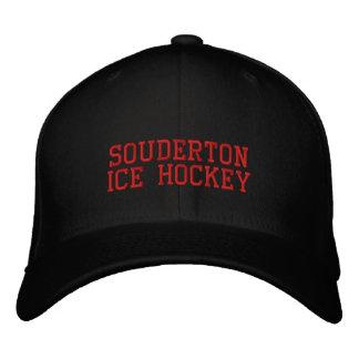 Casquillo del hockey sobre hielo de Souderton - PE Gorro Bordado