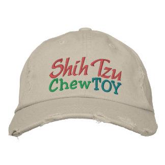 Casquillo del juguete del Chew del perro por SRF Gorra De Béisbol