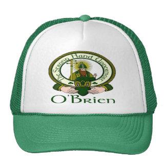 Casquillo del lema del clan de O'Brien Gorras