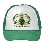 Casquillo del lema del clan de Tierney Gorras