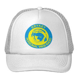 Casquillo del logotipo de KryKey Gorras