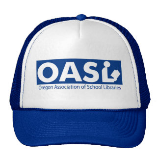 Casquillo del logotipo de OASL Gorro De Camionero