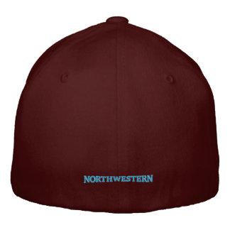 Casquillo del noroeste del escudo gorra bordada