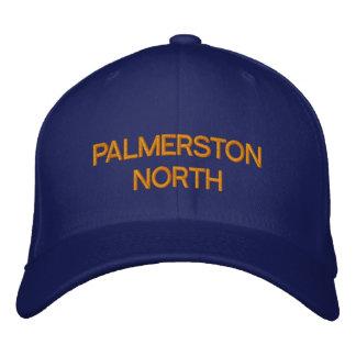 Casquillo del norte de Palmerston Gorra De Béisbol Bordada