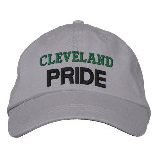 Casquillo del orgullo de Cleveland Gorro Bordado