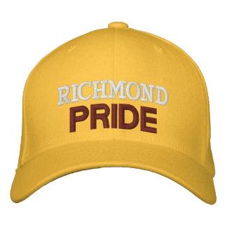 Casquillo del orgullo de Richmond Gorros Bordados