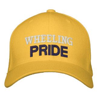 Casquillo del orgullo que rueda gorra de béisbol