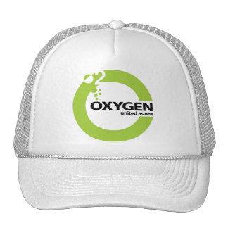 Casquillo del oxígeno gorra