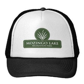 Casquillo del parque de la reconstrucción del lago gorra