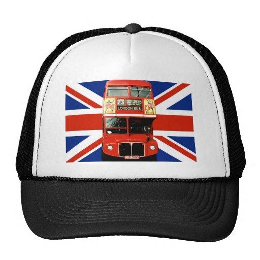 Casquillo del recuerdo de Londres Inglaterra Gorras