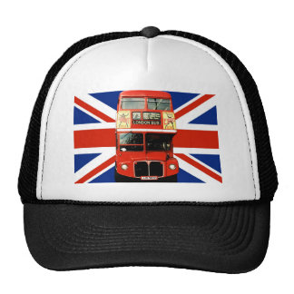 Casquillo del recuerdo de Londres Inglaterra Gorro