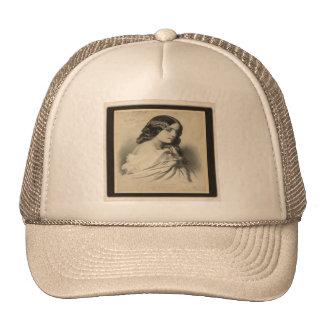 Casquillo del retrato de Dolores Gorra